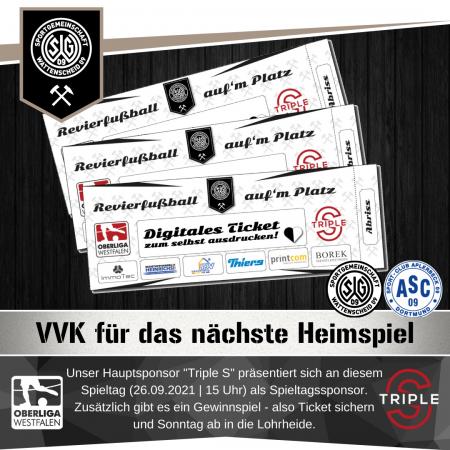 VVK Info ASC Dortmund