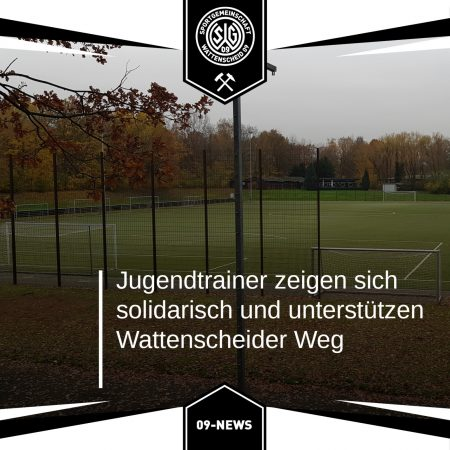 Jugendtrainer_Wattenscheider Weg