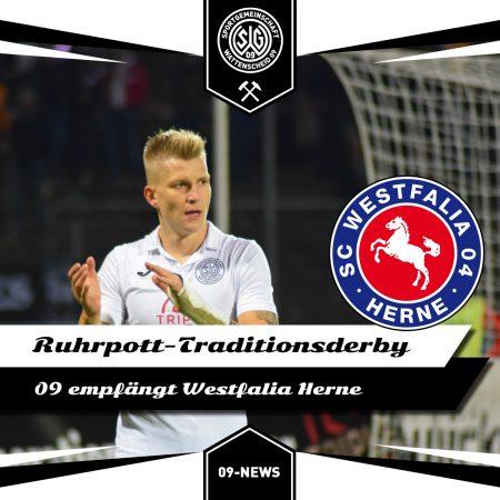 Derby gegen Westfalia Herne